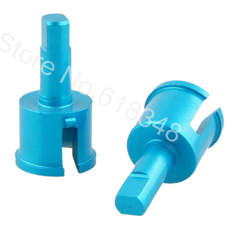 1:18 WLtoys A959 Upgrade Parts Aluminum Alum Diff Cup Outdrives 2P Joint Metal Fit A949 A969 A979 Replace A949-14 RC Car