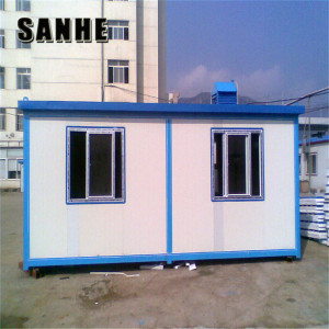 Low Cost Durable prefab container house