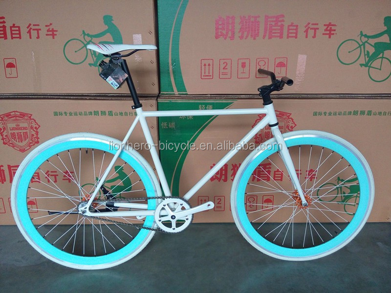 alibaba china steel road cargo fixie fixed gear bike