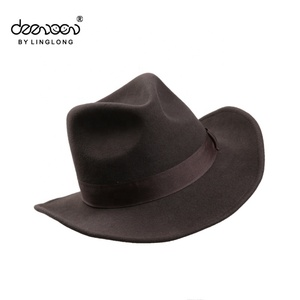 addbfa051e204 Wholesale Wool Felt Cowboy Hats