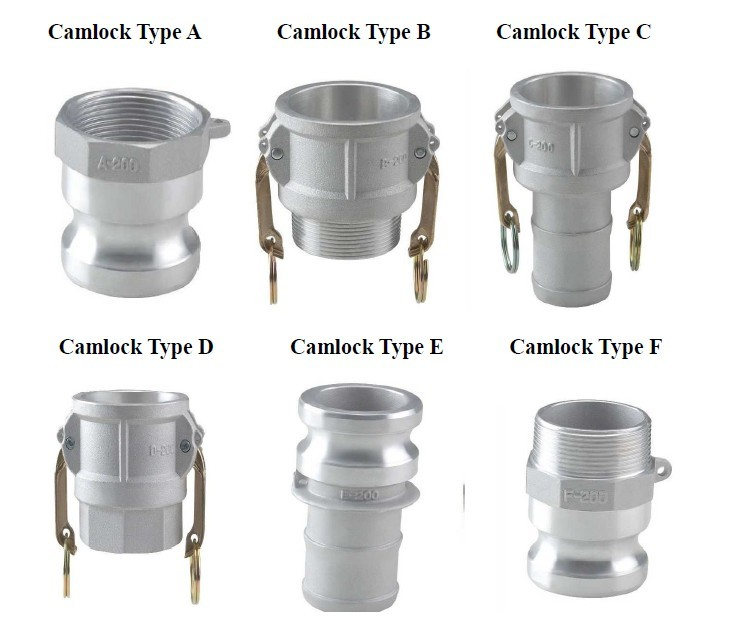 Stainless Steel Cam And Groove Coupling Fittings Buy