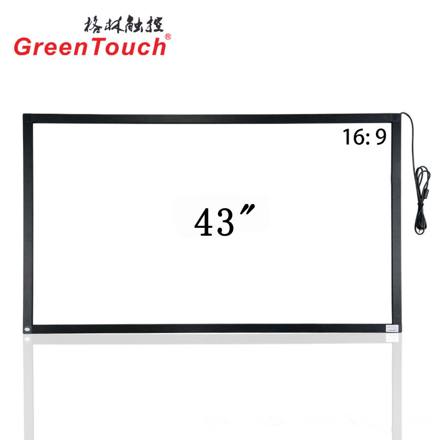 43 inch ir <strong>touch</strong> <strong>screen</strong> frame,infrared multi <strong>touch</strong> <strong>screen</strong> overlay <strong>kit</strong>
