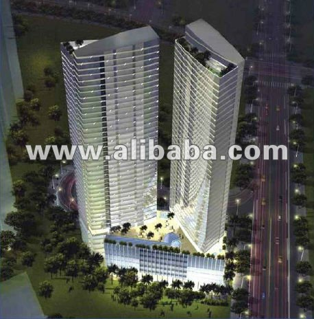 Luxury condo at The Fort, Bonifacio Global City, The Beaufort