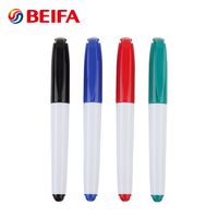 Beifa Brand BY100201 Wholesale Custom Alcohol Based Mini Dry Erase Whiteboard Marker Pen Set