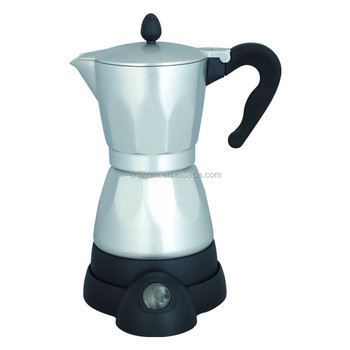 Cordless Commercial Instant Coffee Machine Battery Operated Maker