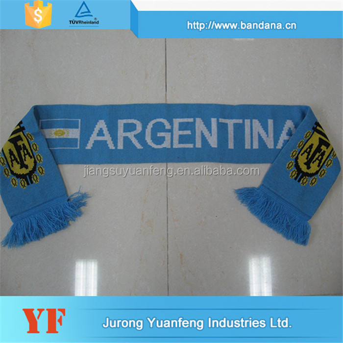 world cup scarf football fan