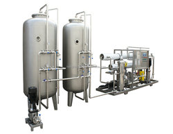 WTRO Reverse Osmosis System