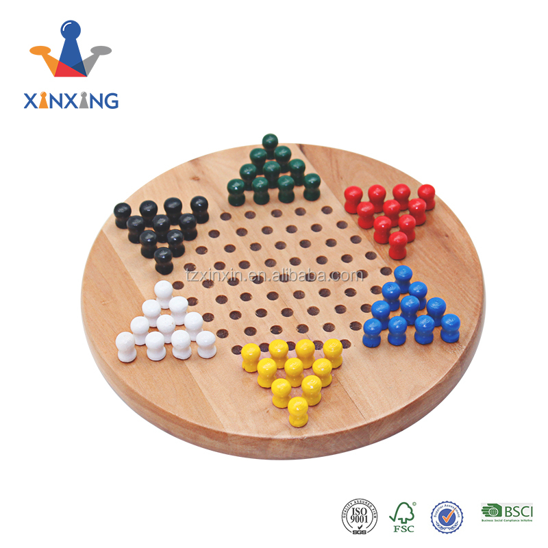 Wooden games Ludo & Chinese checkers board game manufacturer
