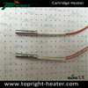 heat resistance bullet cartridge heater with density
