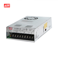 MIWI S-350-12 350W 12vdc 29a 30a led power supply transformer