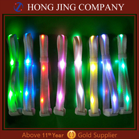Remote Control Led Wristband With Rainbow Color