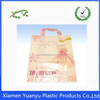 Customized plastic clothes packaging carrier bag for take-away