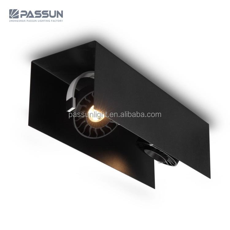 Led Spotlights 12w Modern Surface Mounted Adjustable Led Ceiling Surface Spot Lighting Concealed Buy Led Spotlight Surface Mounted Led Ceiling
