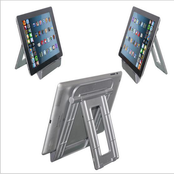 Mobile Phone Holders Stand 15.5cm*21cm*2.5cm Desktop tablet lazy bracket  Laptop Accessories Cell phone holder