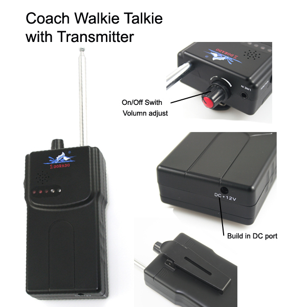 Swim Bone conductor, Swimming walkie talkie for coaches and students during training session