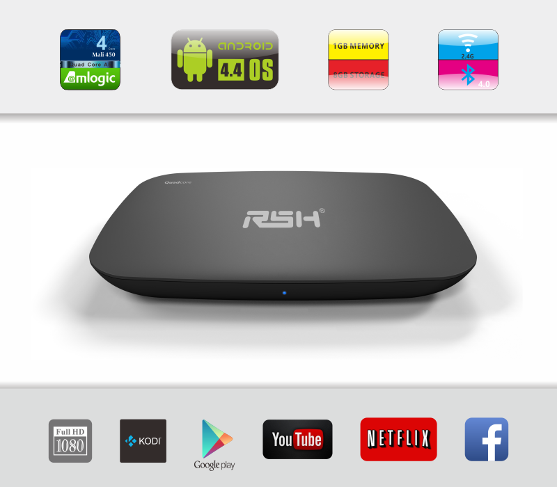 Wholesale Android Smart Tv Set Top Box Android 4 4 Quad Core Youtube Iptv  Box With Free Channels - Buy Quad Core Google Android 4 4 Tv Box,Iptv  Google