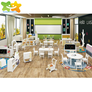 kindergarten furniture classroom kids furniture study children table and chair