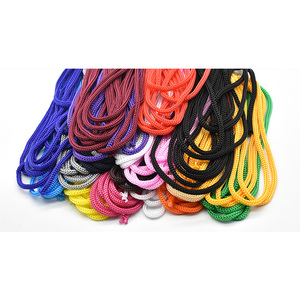 UTOP Free Sample Color Nylon Decorative Rope Braiding 3mm