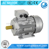 CE Approved air compressor fan motors for chemical industry with Cast-iron housing
