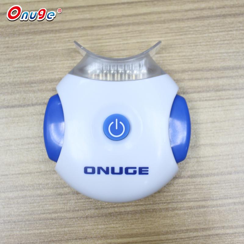 Neue heiße weiße LED-Licht und Gel Stift Zahnweiß-Kit Gesundheit Mundpflege für persönliche