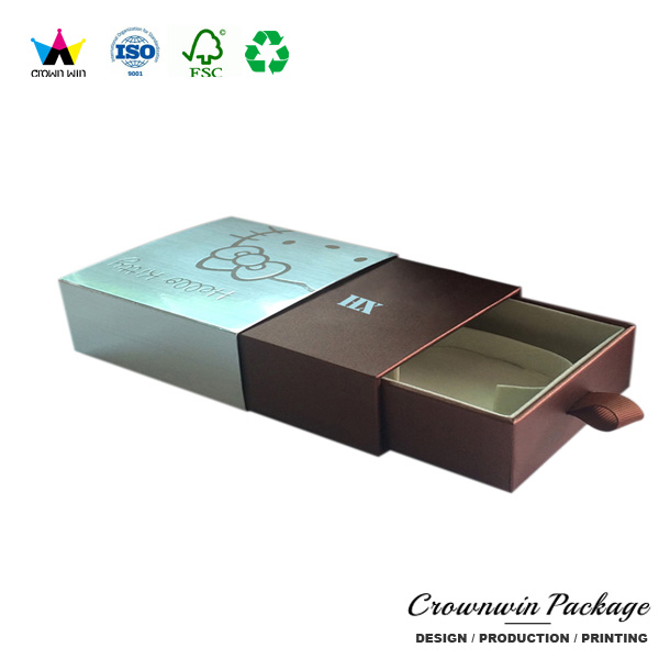 Slider drawer packaging reed diffuser box packaging boxes with drawers