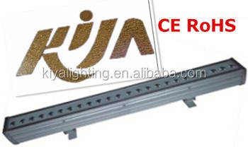 Solar Led Wall Wash Light,Professional High Quality 24*3w Rgb Led ...