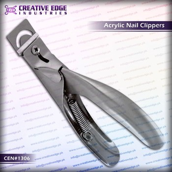 Whole Price Acrylic Nail Slicer Toe Clipper Anese Set Of