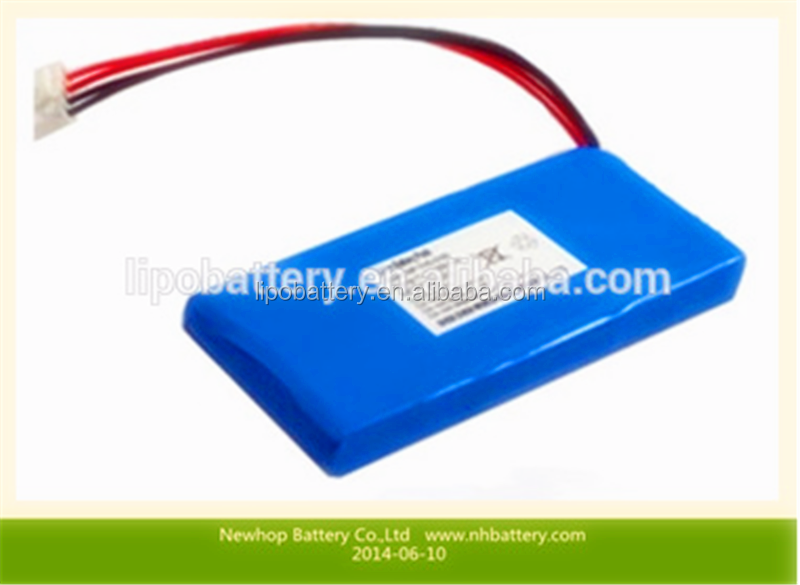 wholesale rechargeable smallest rc 3.7v 1000mah lipo battery