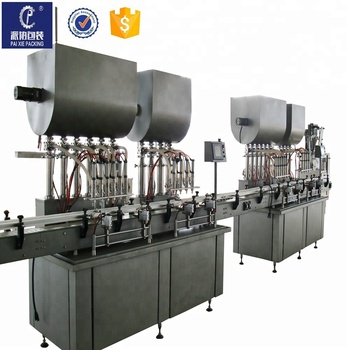 Multifunctional bottle filling capping and labeling machine jam filling machine with heating function hopper automatically