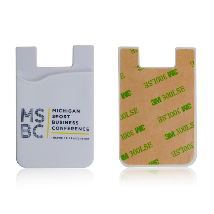 3m Sticker Silicone Business Card Holder Wholesale, Holder