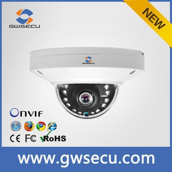 OEM poe onvif 5mp mini ir dome netwok ip cctv camera