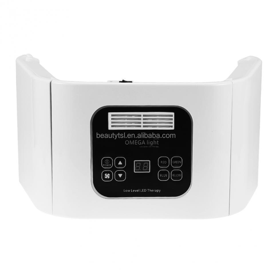 Korea professional omega protable LED Skin Rejuvenation light / pdt led for acne removal machine
