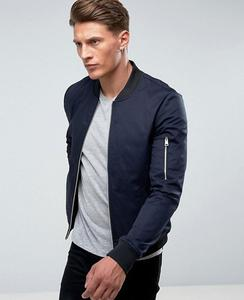 Concise style Jackette custom men spring short flight jacket bomber jacket