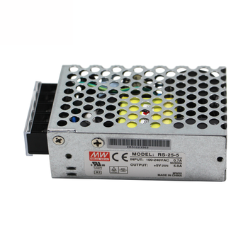 25w 5v 5a power supply meanwell rs 25 5 5 volt smps circuit buy rh alibaba com