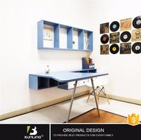 Wood Single Vertical Side Way Wall Bed Bedroom Furniture