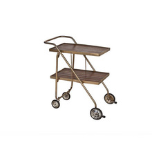 Mobile Stairs Metal Trolley Tool Serving Cart