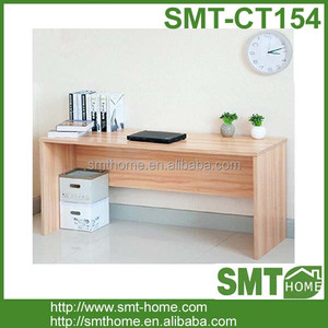 Simple home study/pc wood desk table