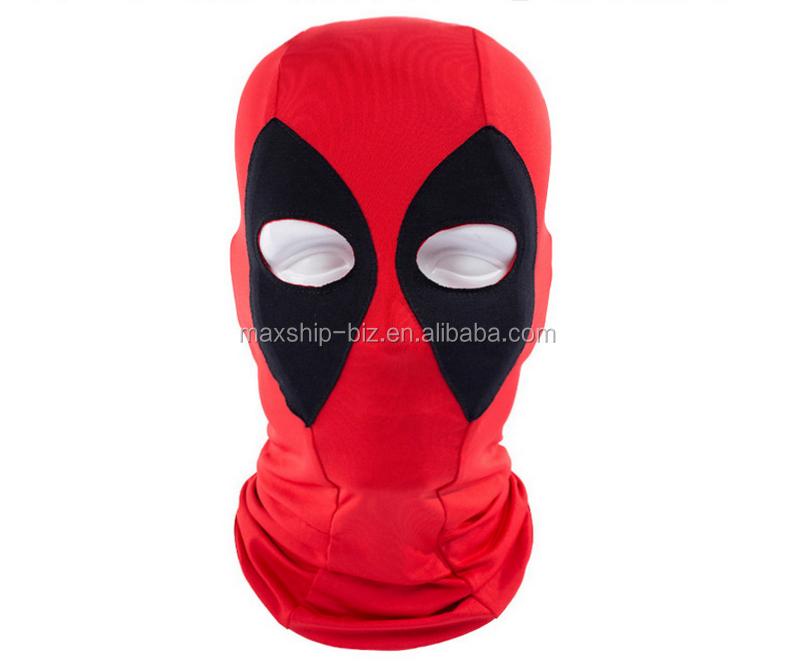 Yüksek Kaliteli Deadpool Balaclava üreticilerinden Ve Deadpool