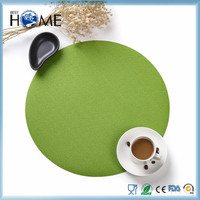 Colorful Vinyl PVC Tablemat Placemat For Good Matting