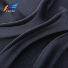 100%polyester islamic muslim abaya 50d wool chiffon fabric with formal black abaya