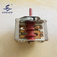 Electrical stove rotary safety ceramic switch 250v rotary switch