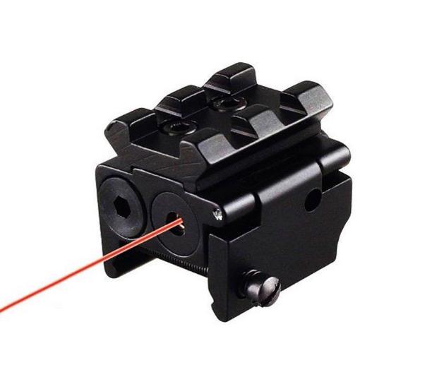 Chaude Chasse Longue Distance Pointeurs Laser Portée infrarouge Alésage Rouge Viseur Laser Pour Fusils Vente