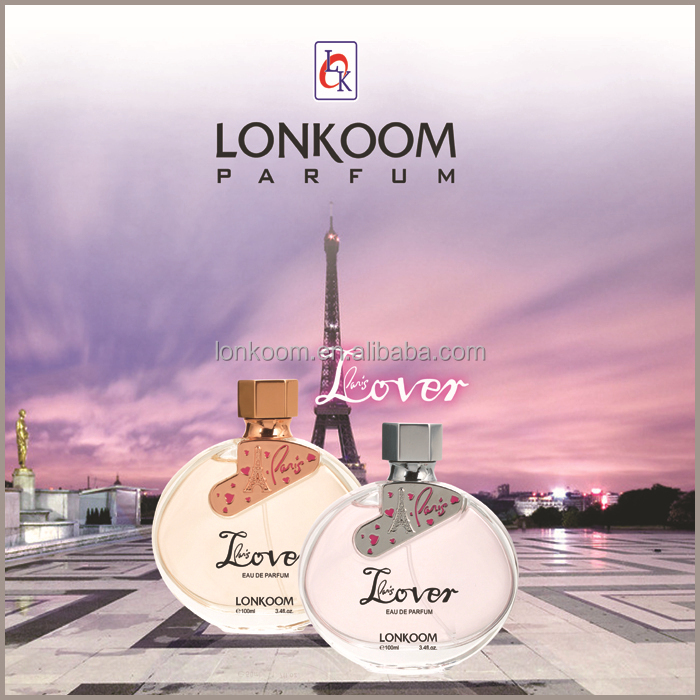 100ml PARIS LOVER women perfume New Product REF:939#
