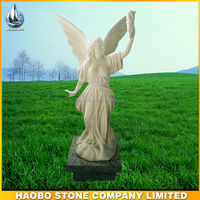 White Marble Angel Statue Or Sculpture Available With High Quality ...