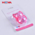 BPA FREE 2 pack silicone orthodontic pacifier for infants newborn baby silicone ring pacifier
