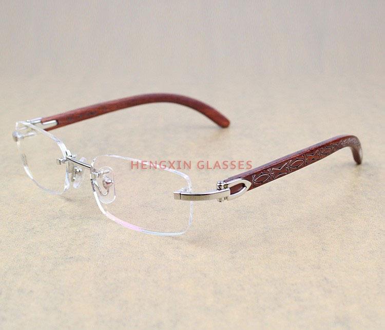 80fff8f5ad48 Women  39 s Designer Rimless Eyeglasses