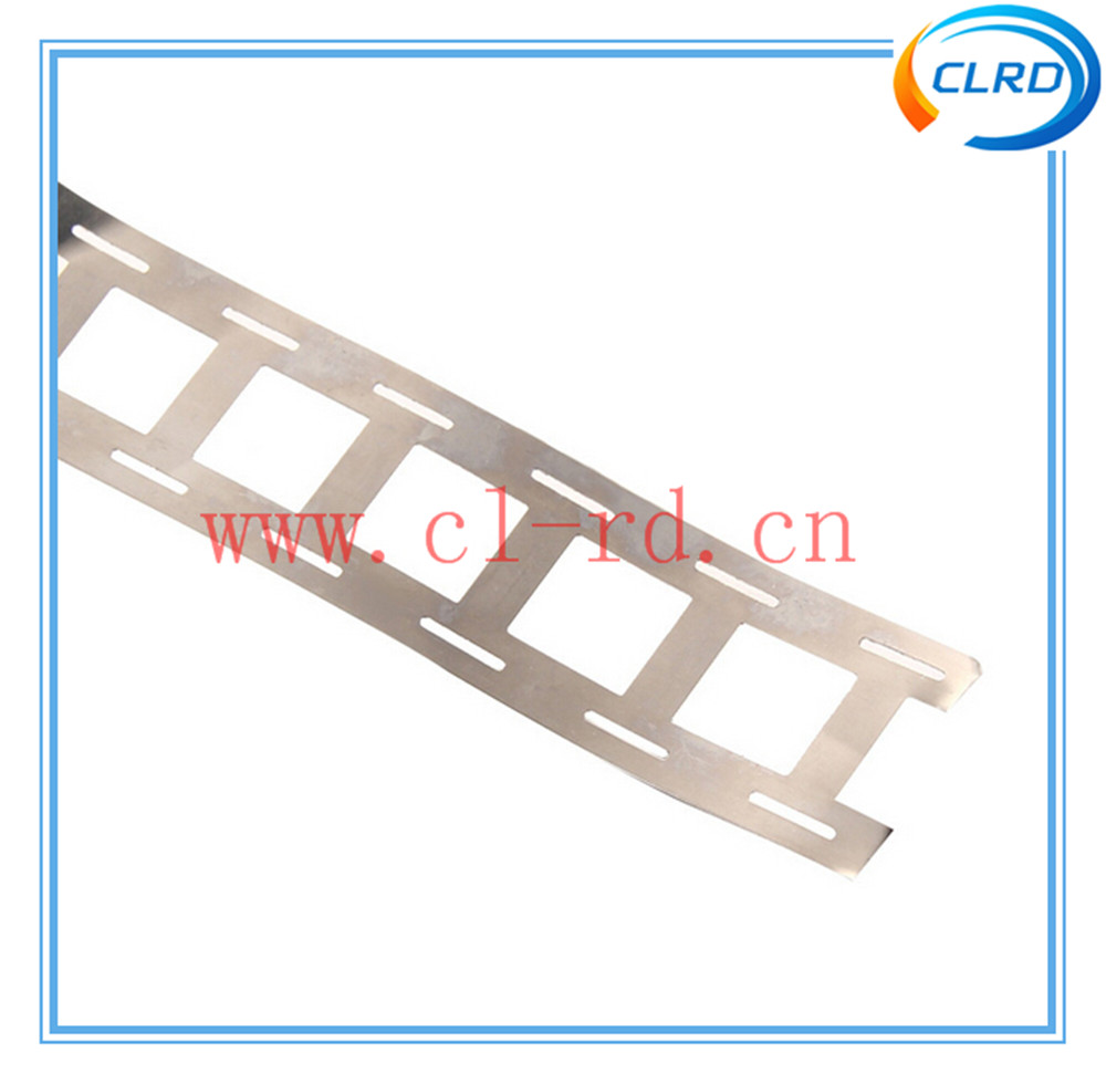 18650 li-ion battery nickel strip 3P2S 4P2S 5P2S nickel belt lithium battery nickel plate Used for 18650 battery holder