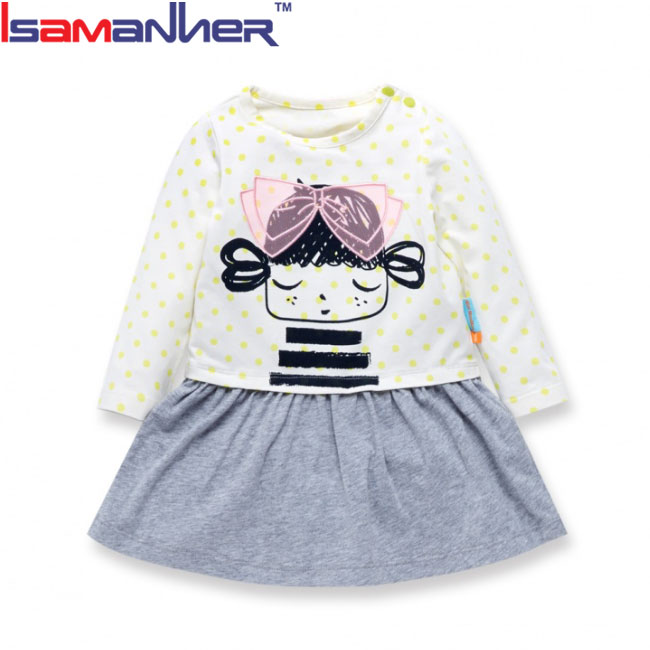 Baby girl new model style latest frock design for kids