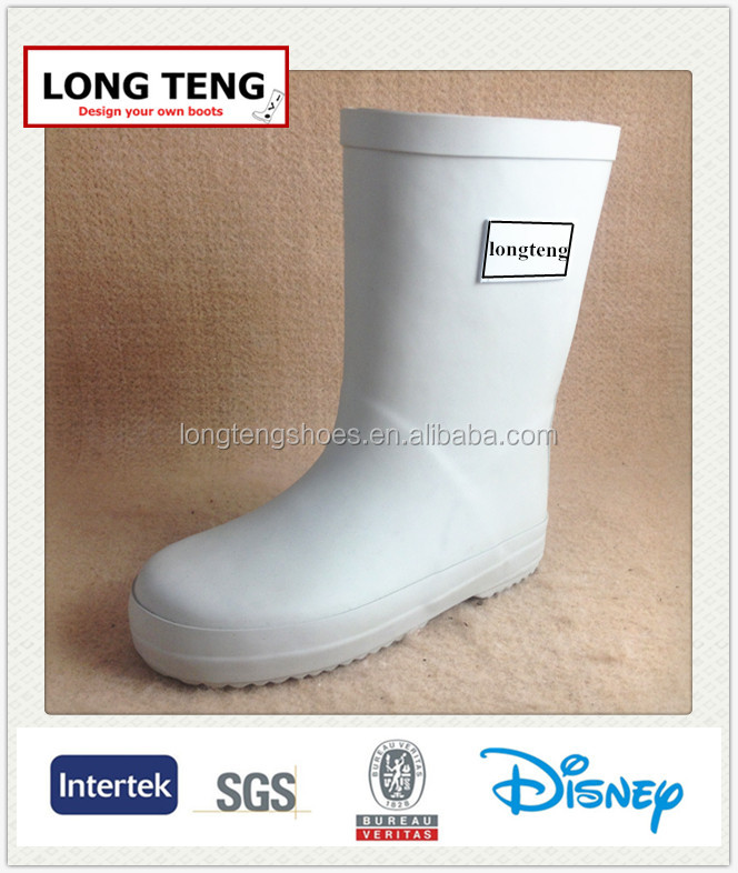 White Kids Rubber Boots, White Kids Rubber Boots Suppliers and ...