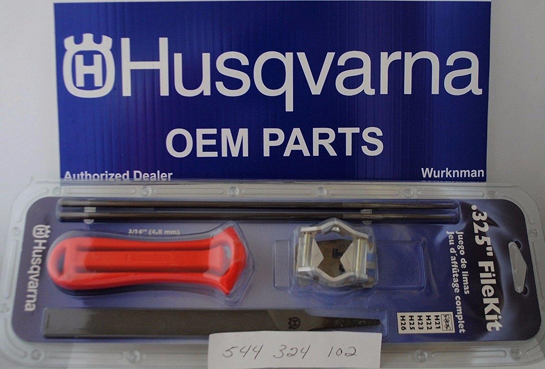 Genuine Husqvarna Oem 531300082 .325-inch Pixel File Kit